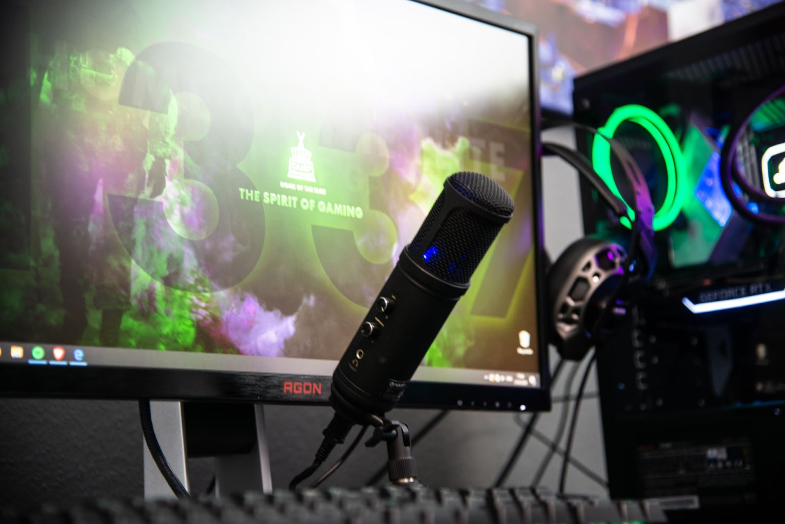 Streaming on Twitch TV