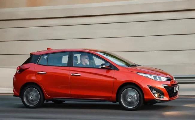 Toyota Yaris Hatchback S CVT 2019