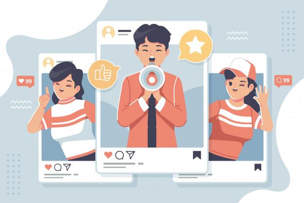 gestão de mídia social