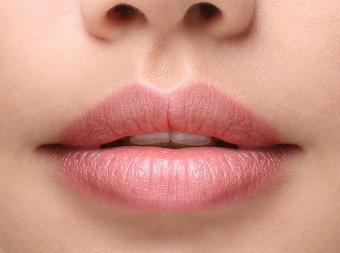Lippenrille