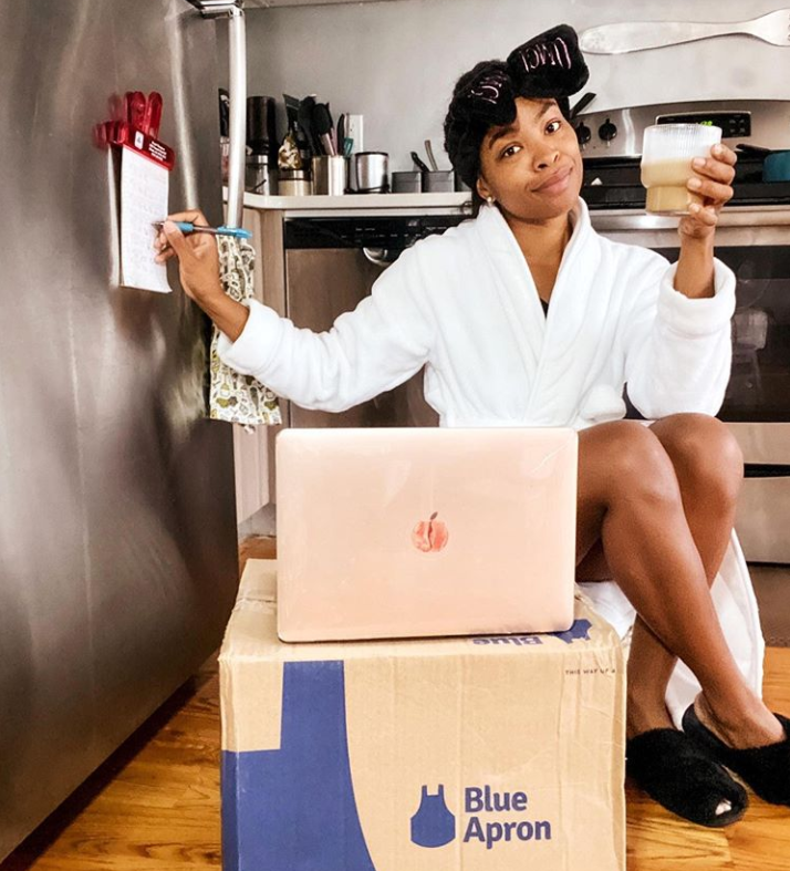 Blue Apron Weight Watchers Review