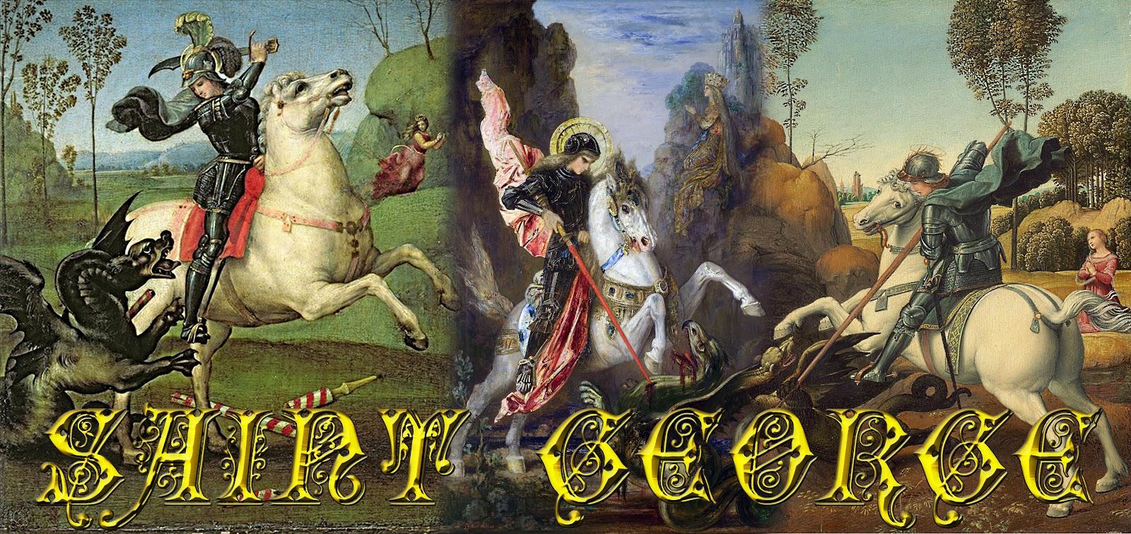 Mythological Figures: Saint George (5E) | Morrus' Unofficial