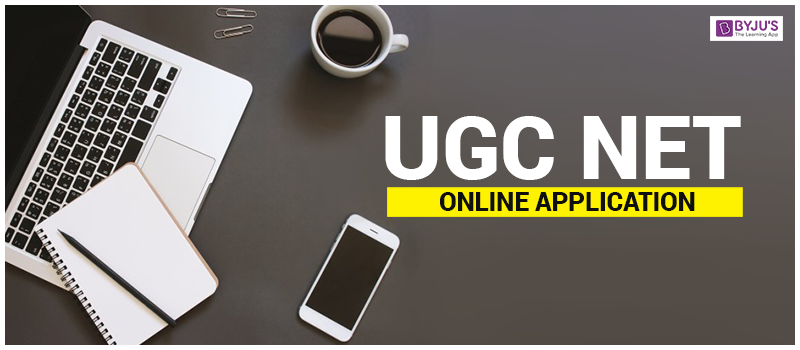 UGC NET Online Application