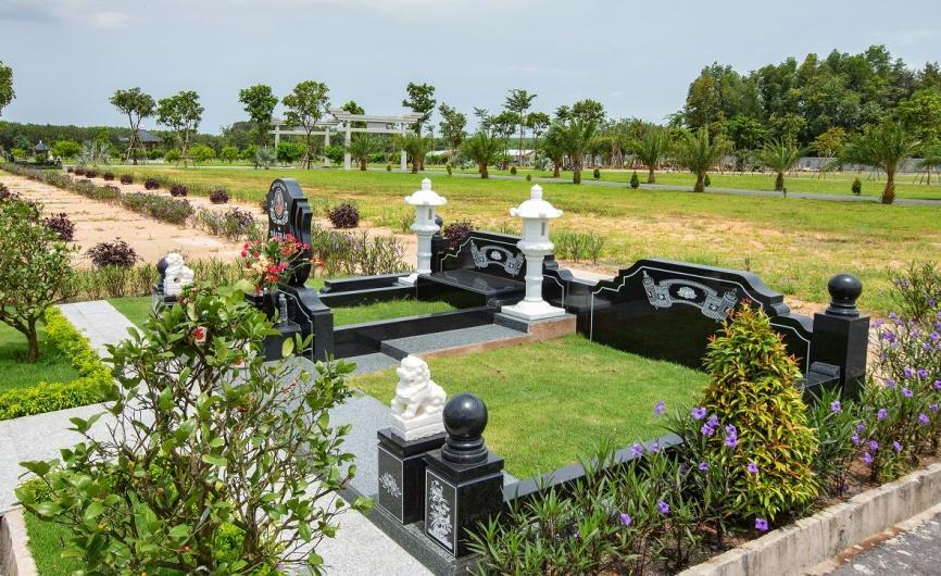 Đầu tư đất nghĩa trang gia đình tại công viên Vĩnh Hằng Long Thành