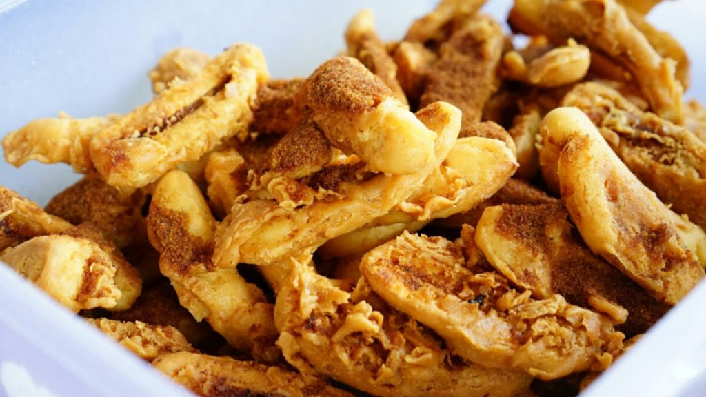 Pisang Goreng Djakarta food