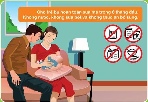 Kiến thức chăm sóc trẻ nhỏ - những sai lầm nghiêm trọng khi không nuôi con bằng sữa mẹ