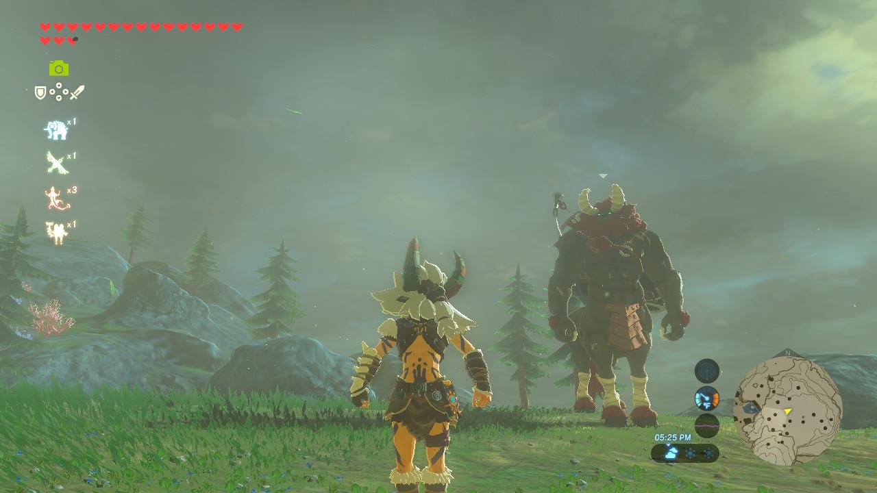 Legend of Zelda: Breath of the Wild - How to Get Monster Mask ...