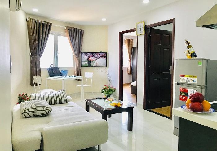 Căn hộ chung cư giá rẻ và tiện nghi