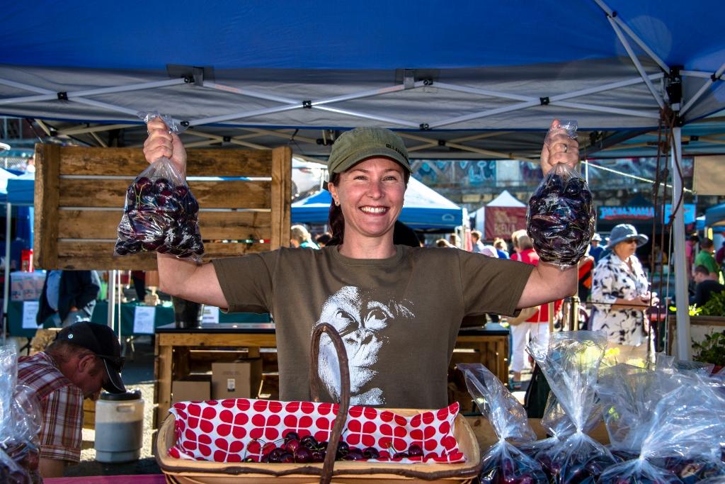Farm Gate Markets, Tasmania Hobart Tours