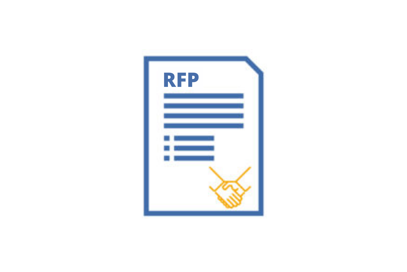 RFP for software development