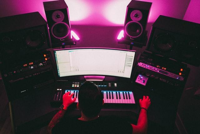 Keyboard controllers play a central part in music production