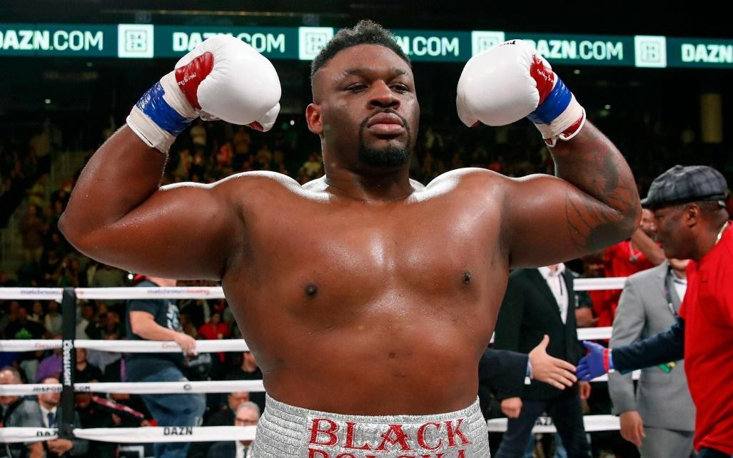 Anthony Joshua opponent Jarrell Miller admits he 'messed up' after claims  of second failed drugs test