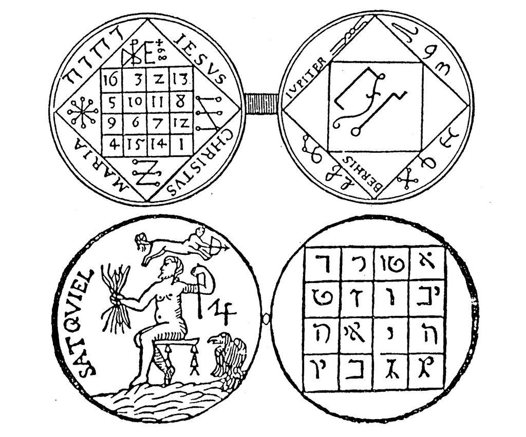 Quadrado mágico de Júpiter