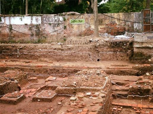 Những khảo cổ còn sót lại