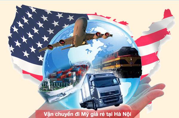 Hướng dẫn vận chuyển hàng đi Mỹ giá rẻ tại Hà Nội