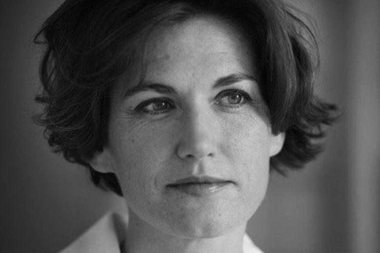"""Janne Teller, autora de """"La isla de Odín"""""""