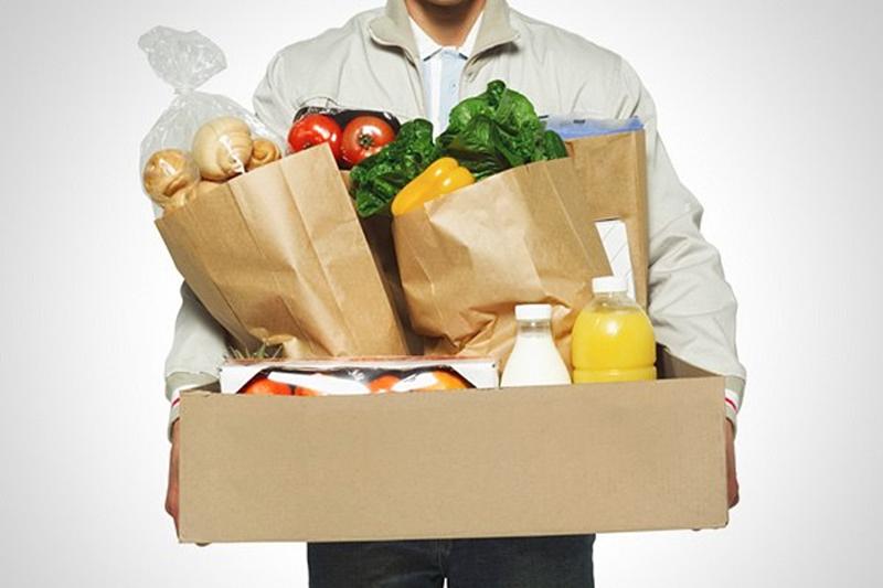 Заработать на доставке еды
