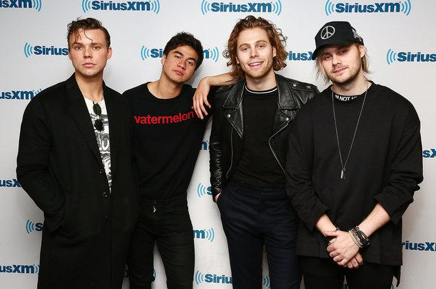 Image result for 5sos 2018