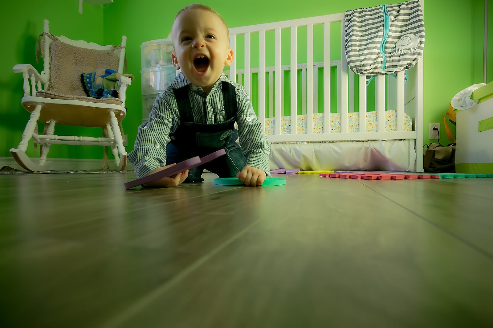 child-proofing your home - bedroom