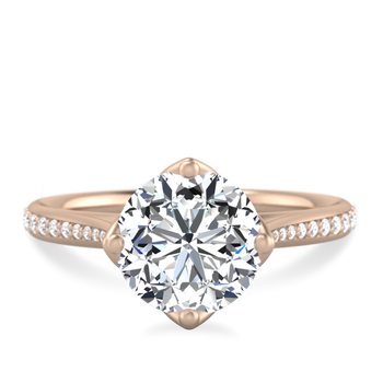 Isadore Ethical Engagement Ring
