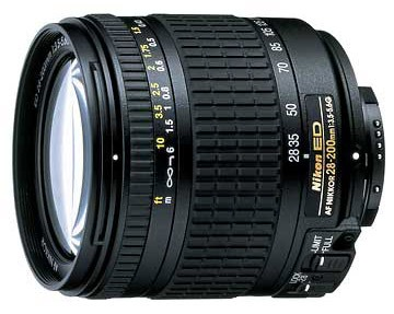 Nikon 28-200mm G