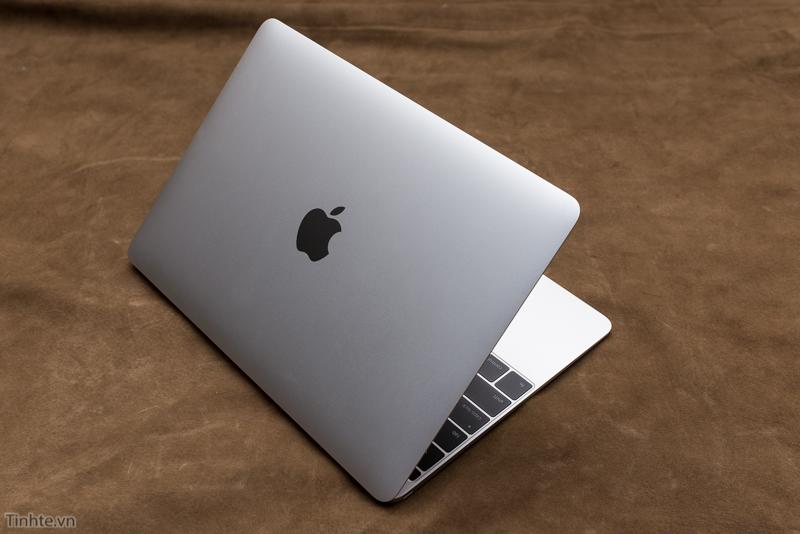 Macbook xám
