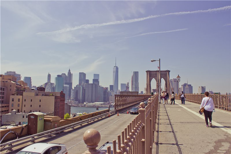 Бруклинский мост. США глазами туриста, туризм, факты