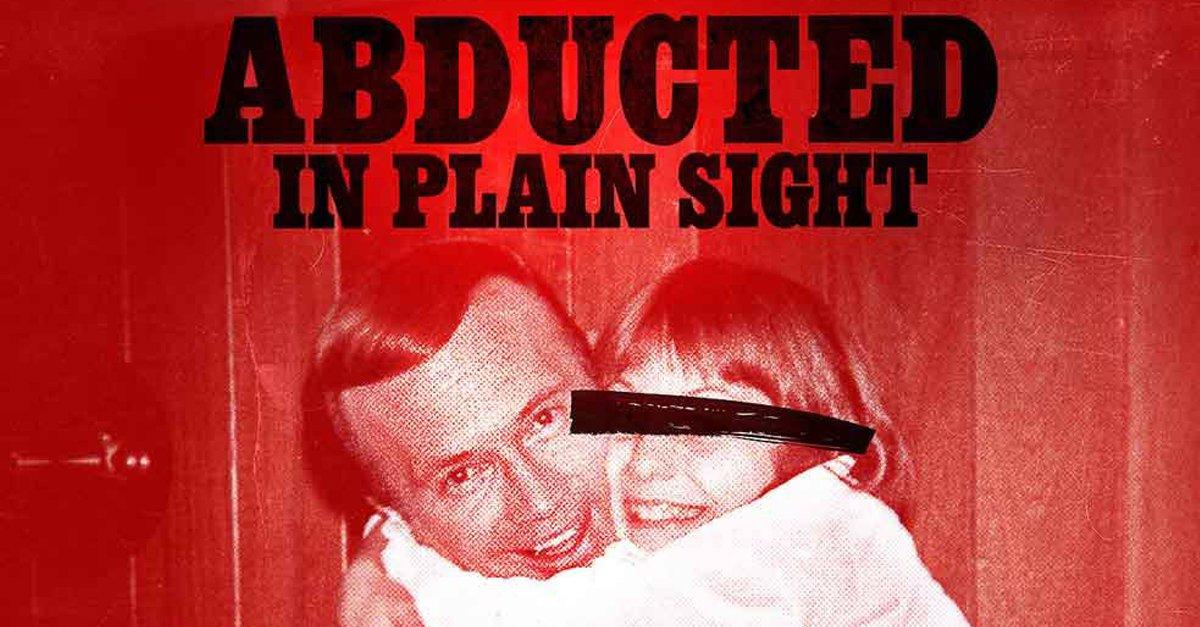 Image result for abducted in plain sight netflix