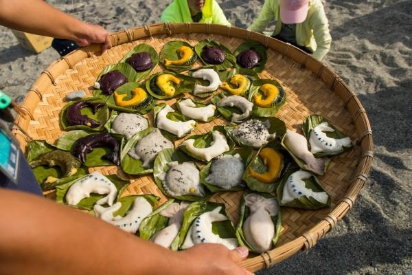 洄遊吧 Fish Bar 深度體驗 深度旅遊 花蓮七星潭 行程 親子行程 暑假
