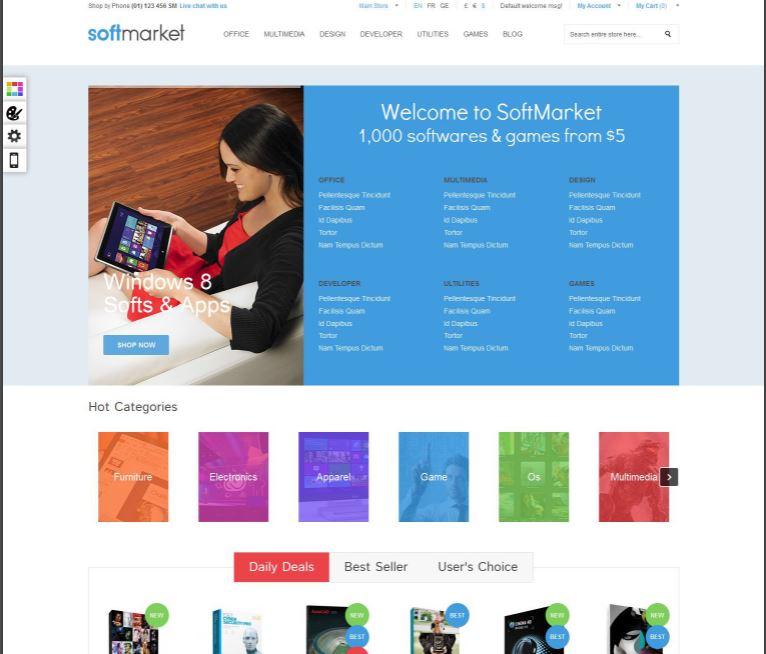 Gala Softwaremarket