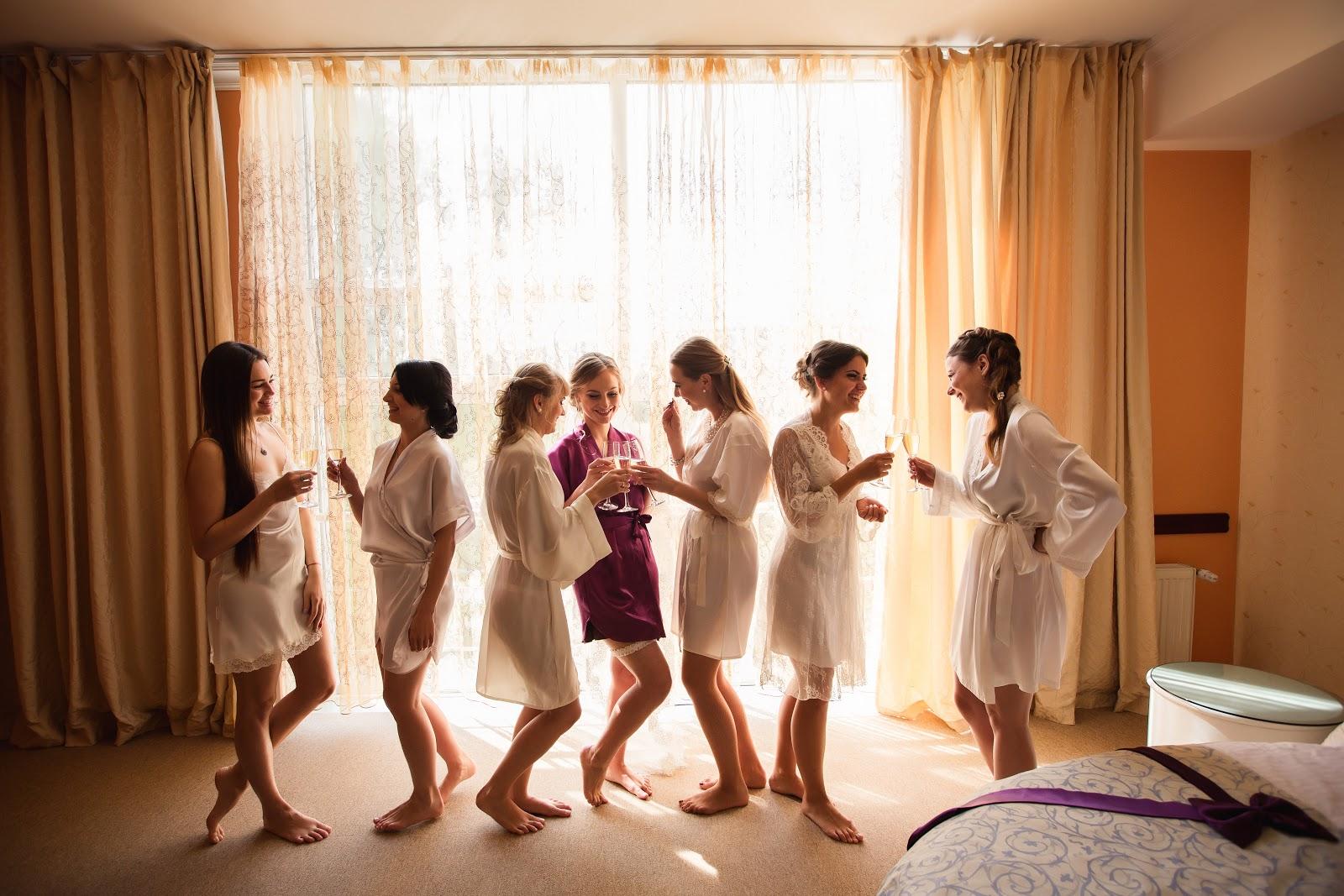 Wedding Day Checklist prewedding
