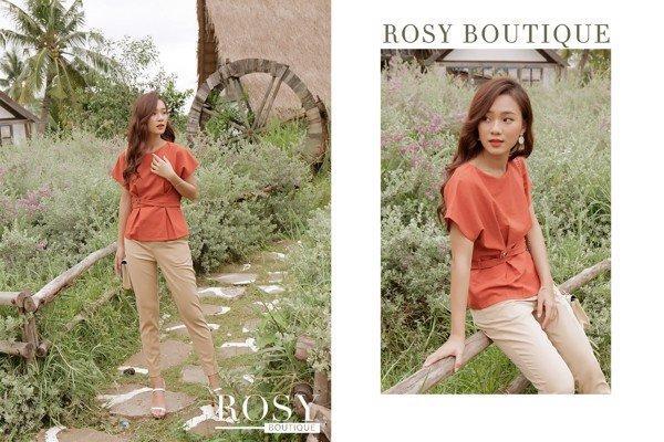 Rosy Boutique chinh phục chị em bằng thiết kế độc đáo và phong cách - Ảnh 4