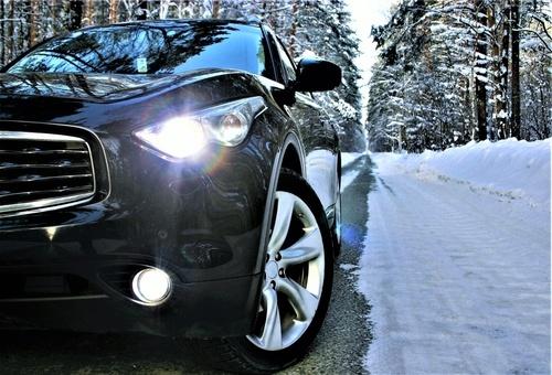 auto aprīkojums ziemā