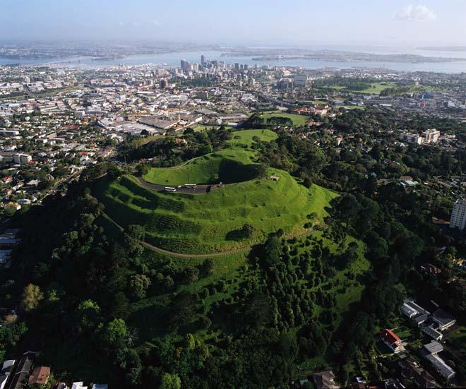 Maungawhau (Mount Eden)