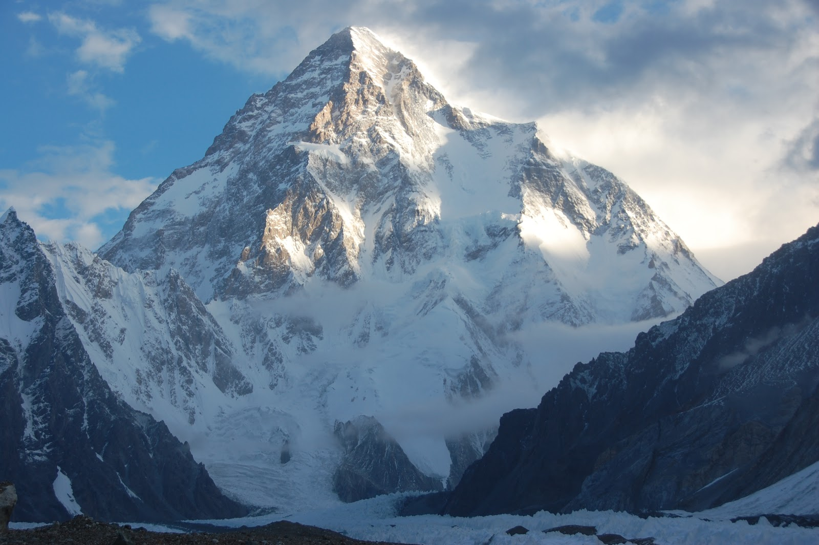 ... Chogori, Savage Mountain. ...