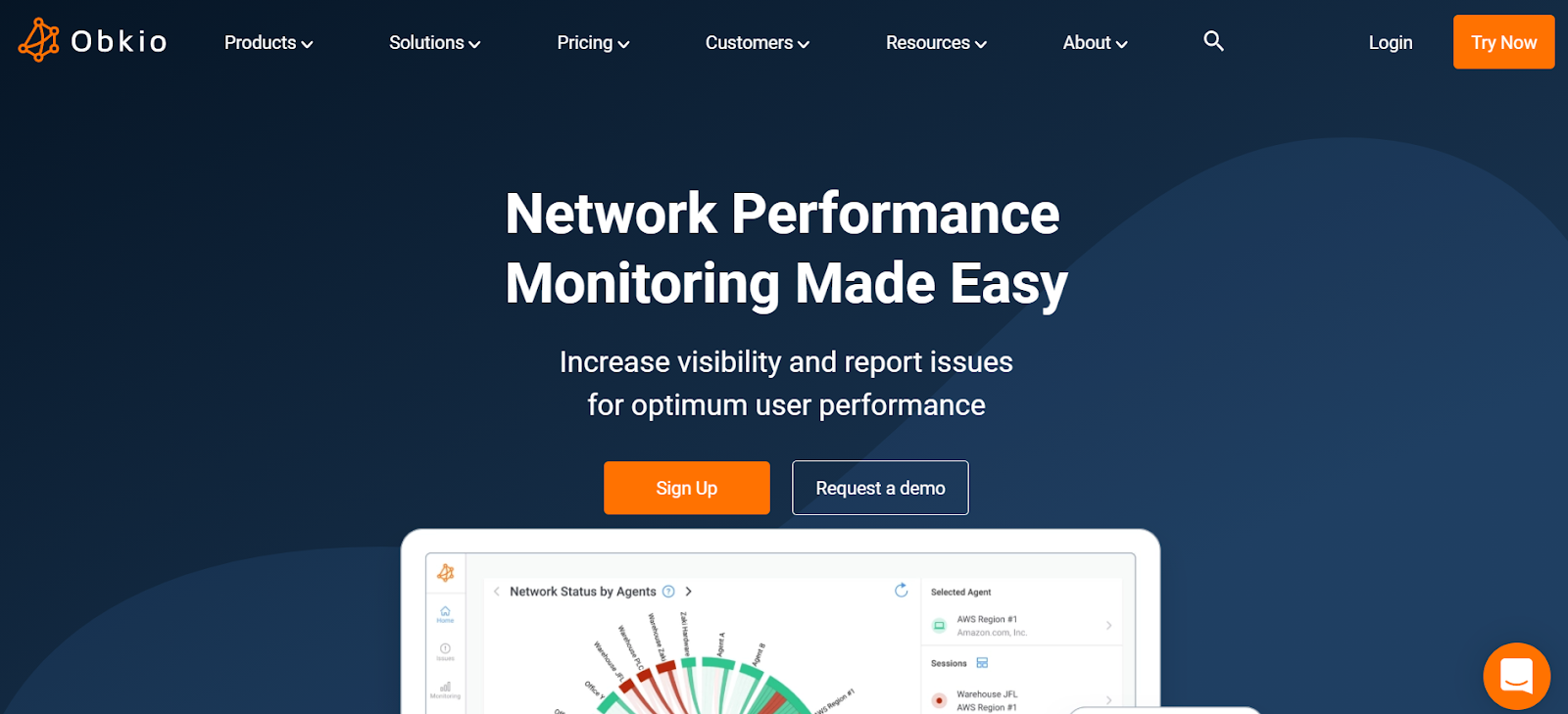 Obkio Network Performance Monitoring Tool