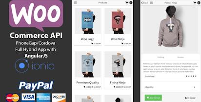 Ionic WooCommerce API Support Documentation
