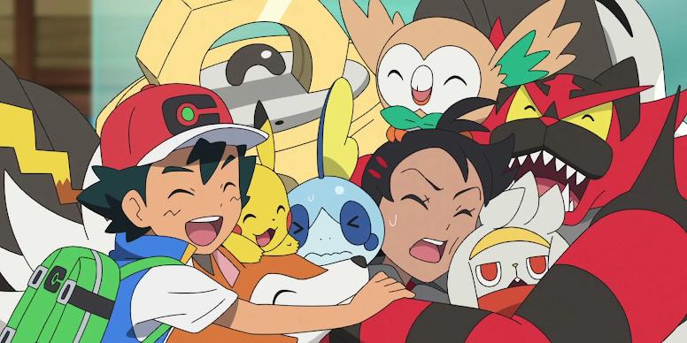 Pokémon Journeys Alola