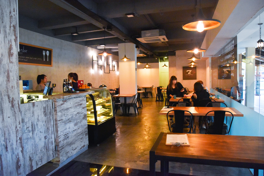 Cafes in Serangoon Gardens