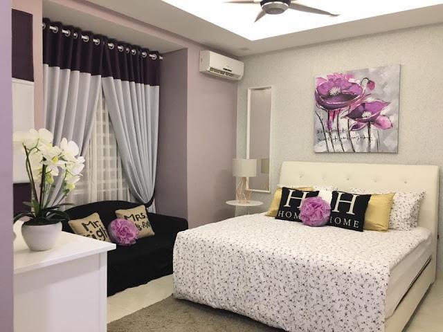 Deko Bilik Tidur Ala Hotel Desainrumahid