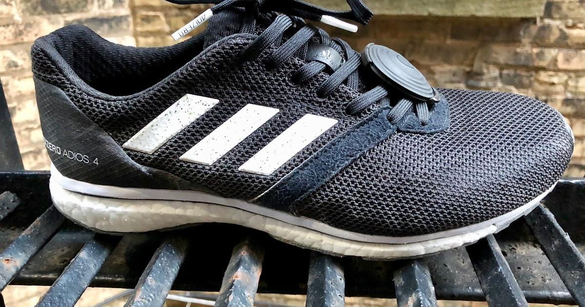 usuario Atento Nido  Road Trail Run: adidas adizero adios 4 Review: Fast Classic, Carefully  Refined