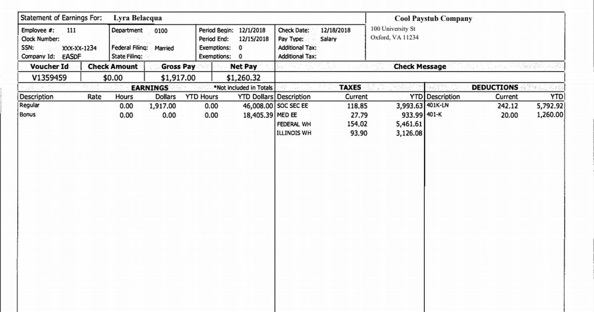 Ocrolus Sample PDF - Paystub.pdf