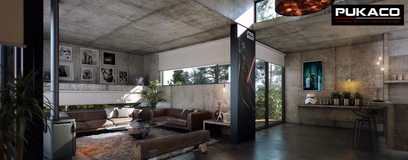 Sơn bê tông - sự lựa chọn của mọi công trình hiện đại
