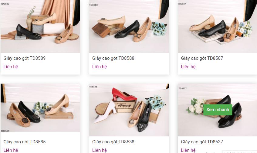 Chọn cơ sở bán sỉ giày dép chuyên nghiệp