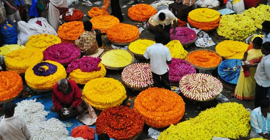 Markets of Basvangudi -Things to do Bangalore in a day