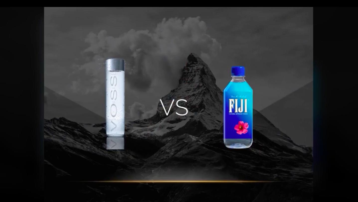 Voss против Fiji