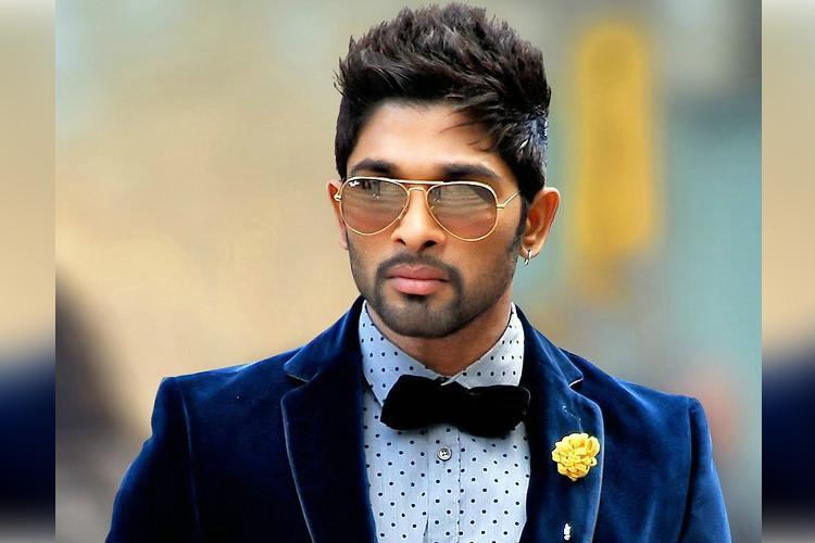 mage result for allu arjun