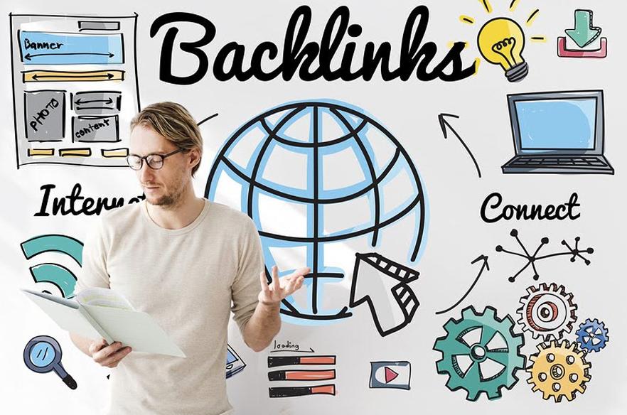 Sử dụng công cụ đồ hoạ Infographic là môt trong những cách lấy backlink đơn giản nhất