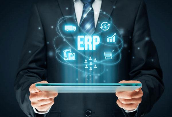 Quản lý thông minh với ERP