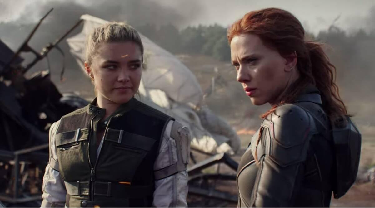 Black Widow post-credits scene explained: How it sets up MCU's new team-up  | Entertainment News,The Indian Express
